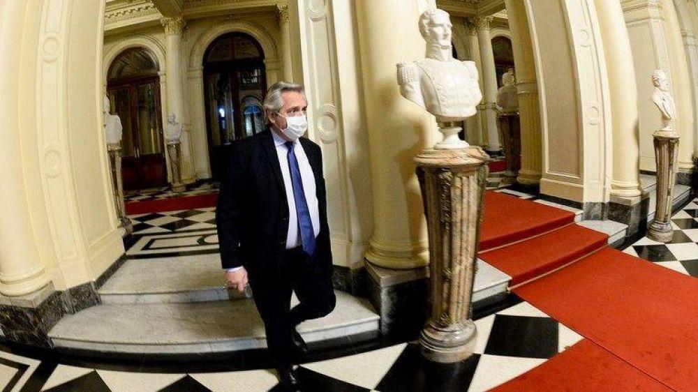 """""""Abrazar a Alberto"""": la proclama que lanzaron desde un sector del kirchnerismo tras las críticas de CFK y Hebe de Bonafini"""