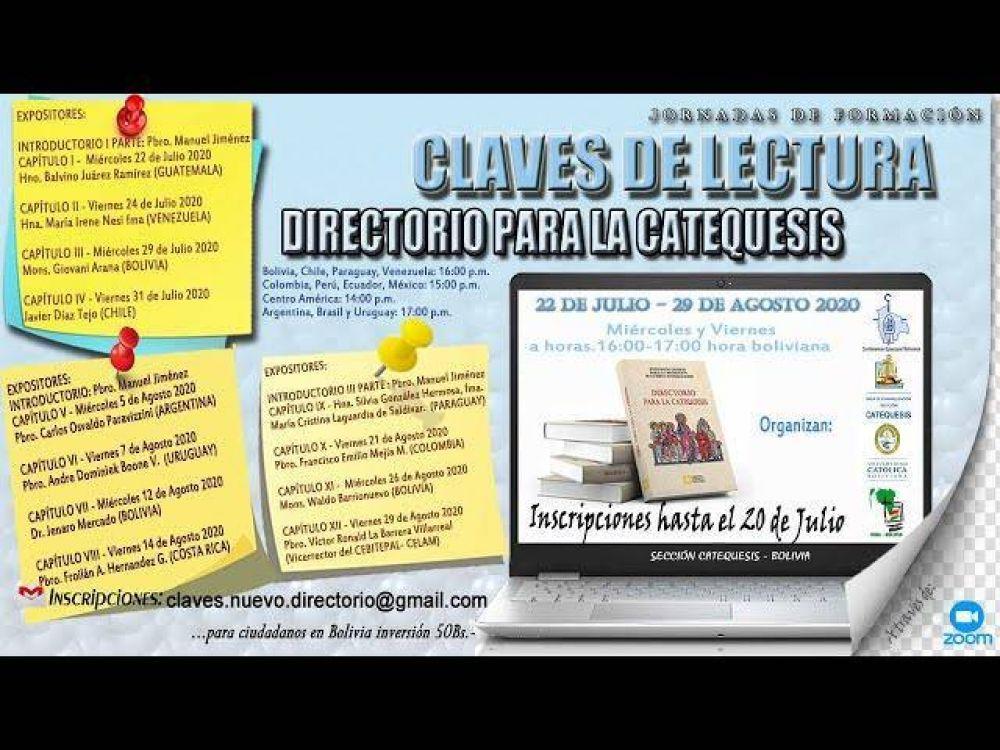 Inician en América Latina formación con el nuevo Directorio para la Catequesis