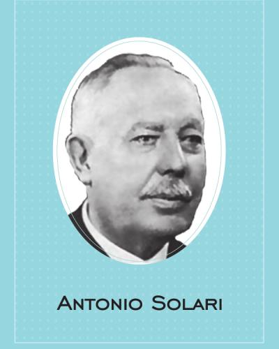 """""""Antonio Solari: el San Expedito Argentino"""""""