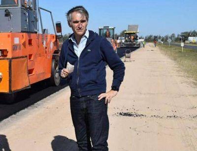 """Eduardo Márquez: """"El Peronismo de Tres de Febrero tiene una sola solución, estar todos juntos"""""""