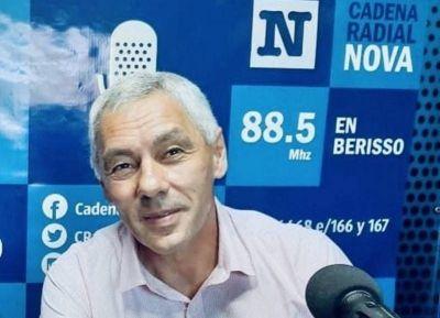 Cagliardi sobre los cambios en su Gabinete: