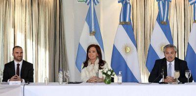 Cristina pone los límites y obliga al Presidente a salir a dar explicaciones