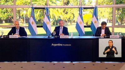Alberto Fernández se rodea de gobernadores para anunciar la reapertura de la cuarentena en el AMBA: qué actividades se reanudan en CABA y el conurbano