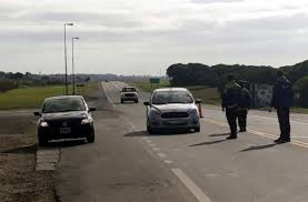 Secuelas del aumento de casos: General Alvarado también refuerza los controles en los accesos desde Mar del Plata