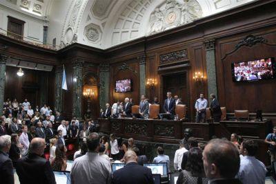 La Legislatura porteña aprobó la adhesión de la Ciudad de Buenos Aires al protocolo ILE