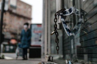 Se agrava el cierre de locales porteños: más de 24.000 comercios ya se dieron de baja y la crisis golpea muy fuerte a las franquicias