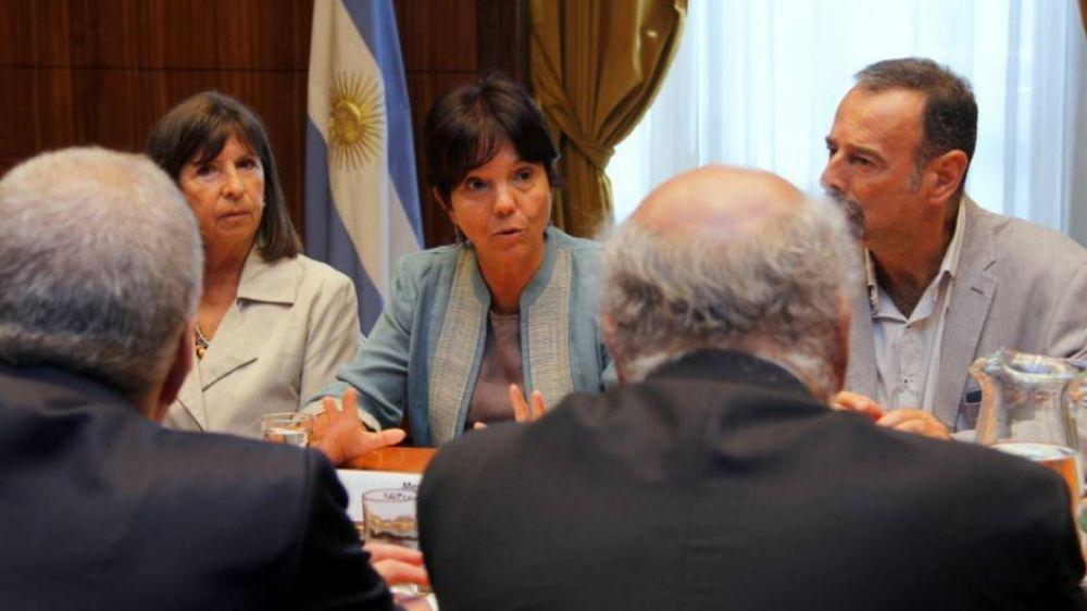 Marcó Del Pont ratificó que las empresas en quiebra entrarán en la moratoria