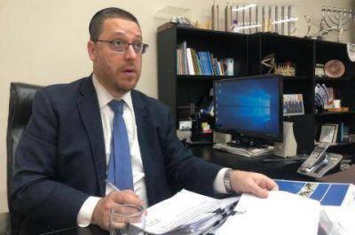El presidente de AMIA reclamó justicia tras la declaración de Alberto Fernández sobre el Memorándum