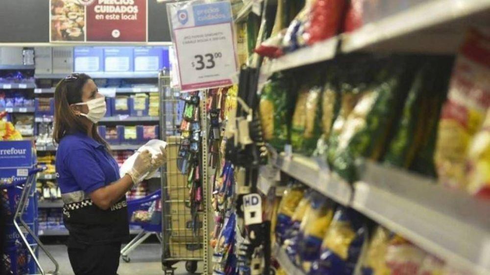 Fuerte caída del consumo en junio por la pandemia