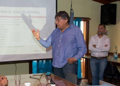 Puerto Buenos Aires: El SUPA le pide a Beni que amplíe el diálogo con todos los gremios