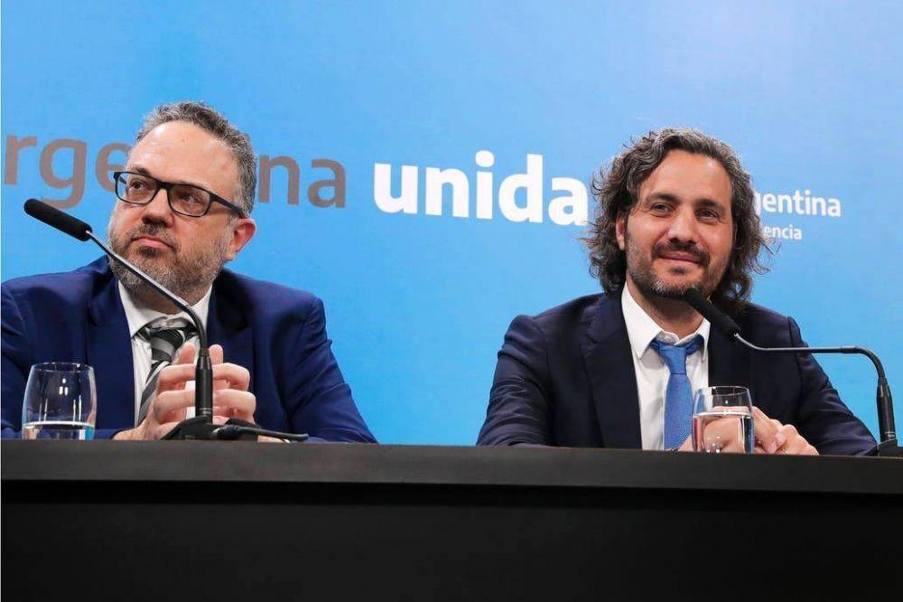 Coronavirus en la Argentina: el equipo económico pule con Fernández el plan pospandemia