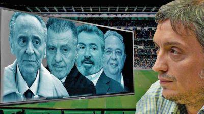El Gobierno interviene en la guerra político-empresarial del fútbol televisado