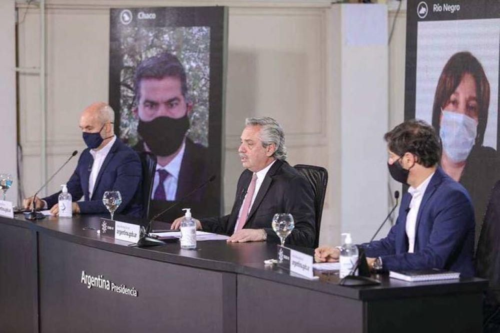 Reactivación: el plan del gobierno para remontar la crisis