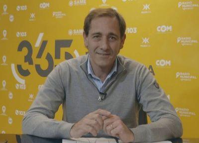La Plata: Julio Garro aclaró que