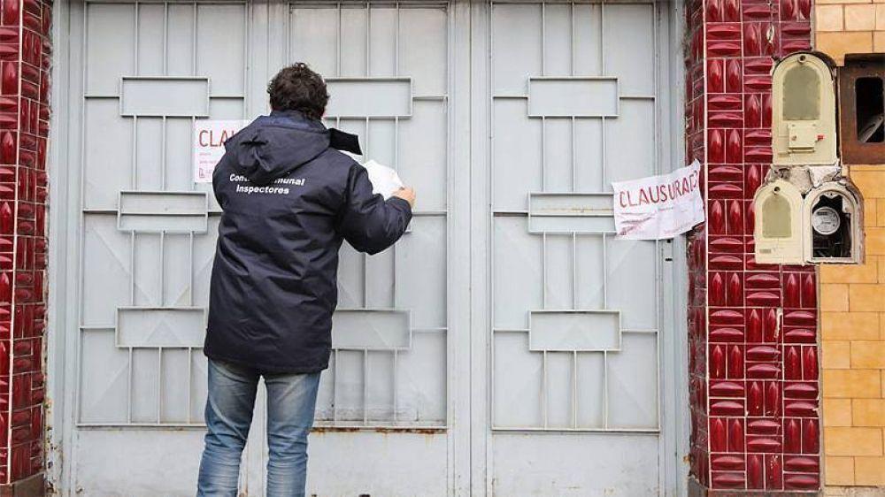 Lanús: Dos detenidos en un taller textil clausurado en Valentín Alsina