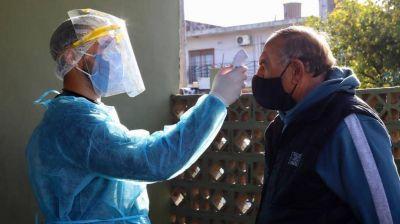 Echeverría superó los 1.700 casos de coronavirus