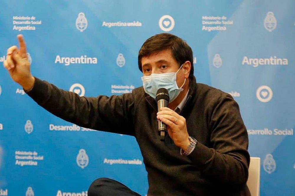 Coronavirus en la Argentina: Daniel Arroyo reafirmó el objetivo de generar 300 mil puestos de trabajo en los próximos meses
