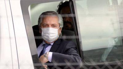 Alberto dijo que esta semana presenta la reforma judicial y no descartó ampliar la Corte