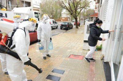 La Plata se acerca a los 2.000 casos de coronavirus y ya hay 39 fallecidos por la pandemia