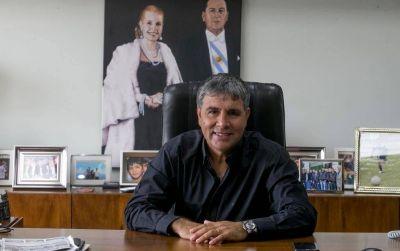 """Daniel Vila, el gremialista platense que desafía a Moyano: """"No le tenemos miedo"""""""