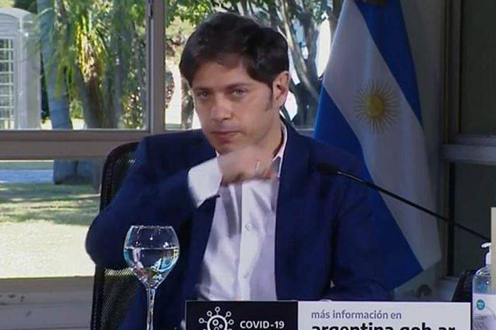 Intendentes le piden a Axel Kicillof no devolver préstamos a cambio de apoyar un nuevo endeudamiento