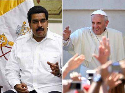 Los obispos venezolanos no reconocen la legitimidad de Maduro y nunca tomarían esa posición sin consensuar con el Papa