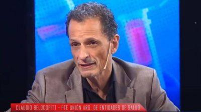 Claudio Belocopitt: