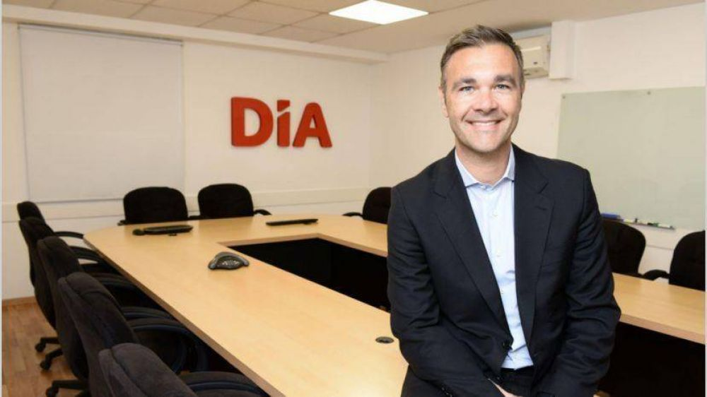 CEO de DIA: