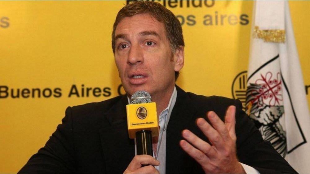 Santilli pidió responsabilidad a los porteños para evitar contagios