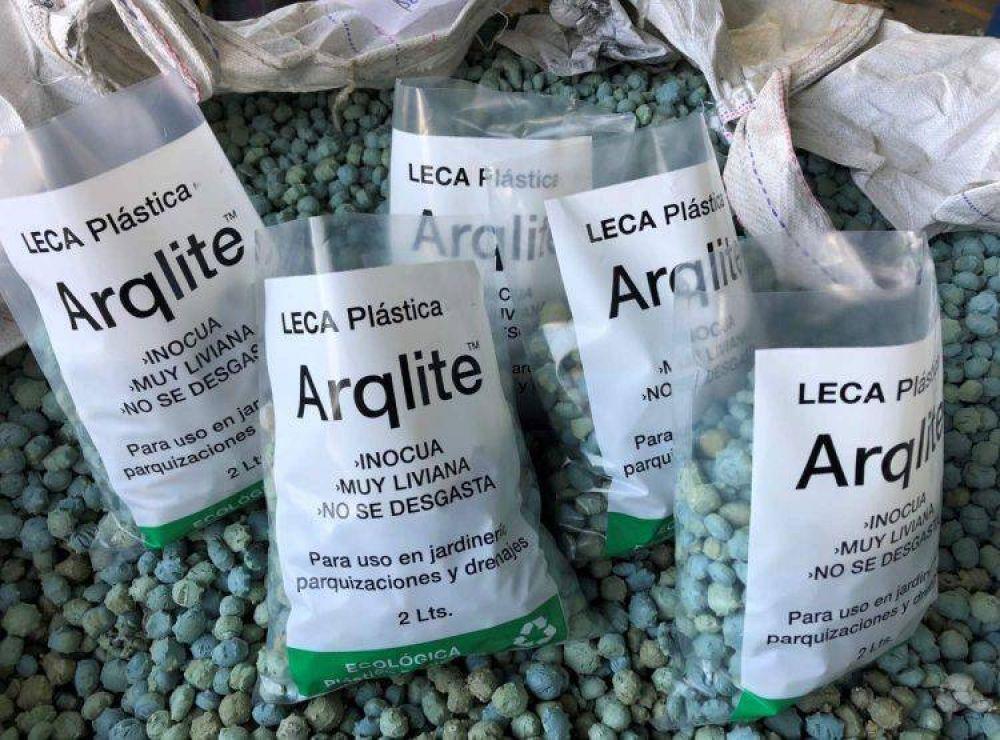 Coca y Arcor le ponen dólares y el ojo a una empresa argentina de reciclado de plásticos