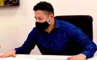 Merlo: La declaración del Intendente Gustavo Menéndez tras ser diagnosticado con coronavirus