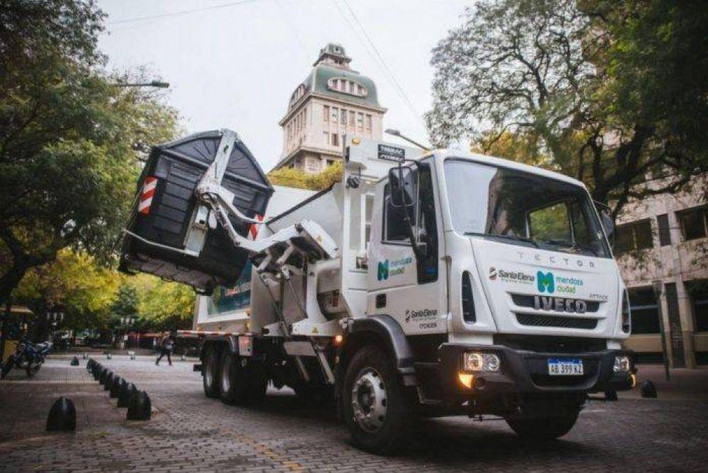 Mendoza produce 2.400 toneladas de basura por día