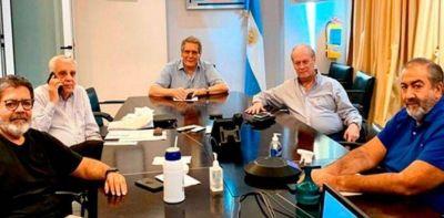 La CGT consiguió su mesa de diálogo y se reunió con Kulfas, Moroni e Ibarra