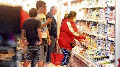 Advierten sobre subas en lácteos y otros productos de consumo masivo
