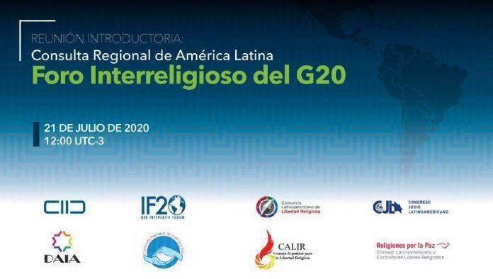 La DAIA participará del Foro Interreligioso del G20