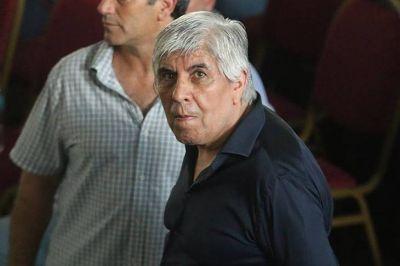 Hugo Moyano pidió que la investigación de espionaje ilegal en su contra pase a manos del juez Ramos Padilla