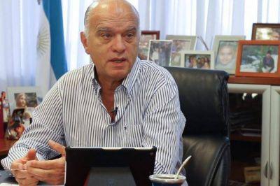 El intendente de Lanús dio positivo de coronavirus y está aislado con buen estado de salud