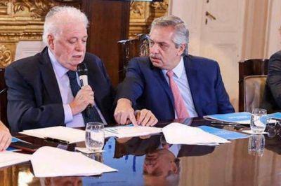 Fibrosis quística: dura desautorización de Alberto Fernández al ministro Ginés González García en el Senado