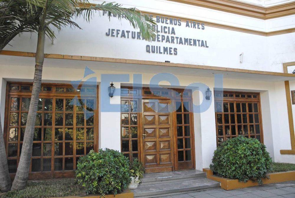 El Ministerio de Seguridad definió los cambios en la Policía de Quilmes