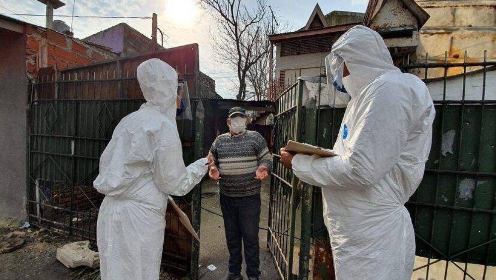 Coronavirus en Lomas: ya son 80 los vecinos fallecidos