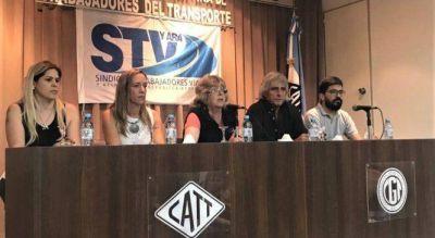 """Graciela Aleñá: """"Se está empezando a correr el velo de la corrupción macrista"""""""