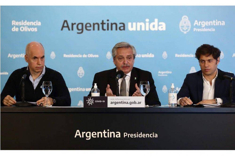 Coronavirus en la Argentina: el Gobierno atribuye el récord de muertes al aumento de los contagios