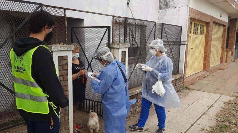 Dieron positivo la mitad de los test en Quilmes, Avellaneda, Varela y Matanza