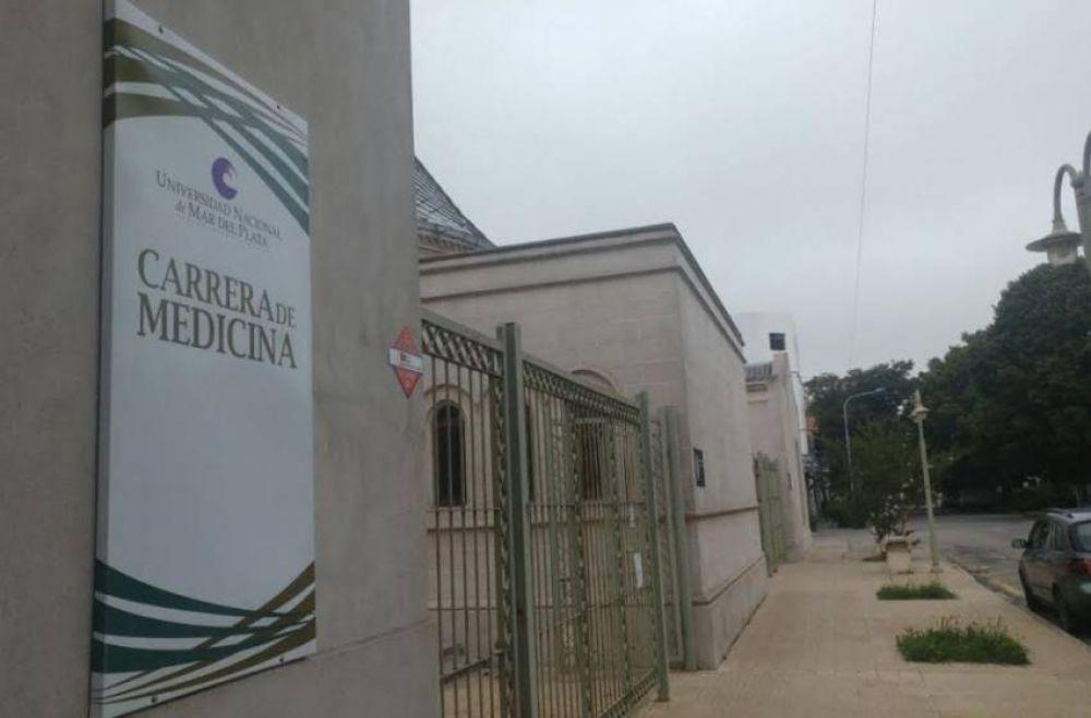 Estudiantes de la UNMdP realizarán un monitoreo sobre pacientes con coronavirus