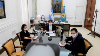 Intendentes de la región firmaron convenios de leasing con la Provincia