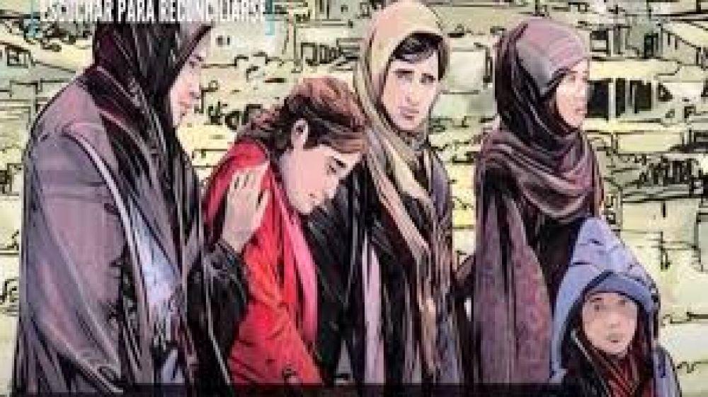 Campaña del Papa apoyando a los migrantes: escuchar para reconciliarse