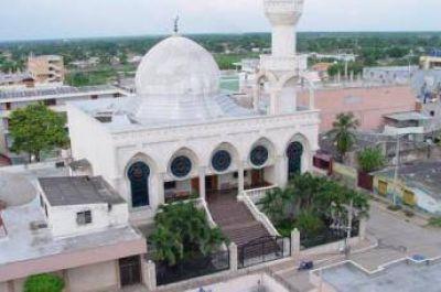 La mayor mezquita de Colombia reabre sus puertas