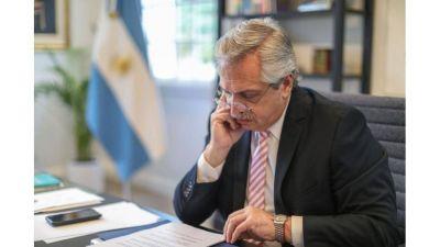 Alberto Fernández arrancó una nueva etapa de la gestión