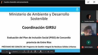 Gestión integral de residuos: avances en el proyecto de reconversión del Campo El Abasto