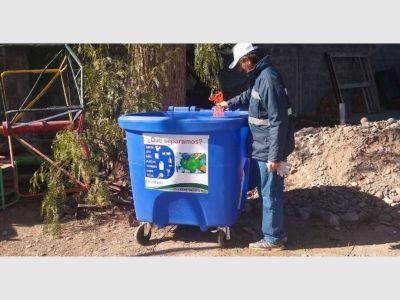 Rivadavia dará un beneficio a los vecinos que clasifiquen los residuos domiciliarios